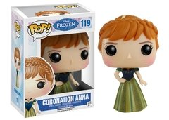 Coronation Anna - Pop! - Disney - Frozen -119 - Funko - VAULTED
