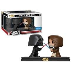 Darth Vader e Obi Wan Kenobi - Pop! Movie Moments - Funko - 225 - Star Wars - Death Star Duel