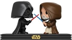 Darth Vader e Obi Wan Kenobi - Pop! Movie Moments - Funko - 225 - Star Wars - Death Star Duel - comprar online