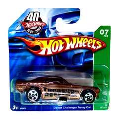 Dodge Challenger Funny Car - Hot Wheels - Tresure Hunts 2008