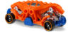 Double Demon - Carrinho - Hot Wheels - DINO RIDERS - 8/10 - 102/365 - 2015 - CRVOR