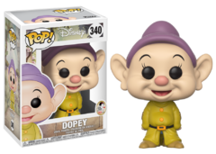 Dunga - Dopey - Pop! - Disney - Snow White - 340 - Funko