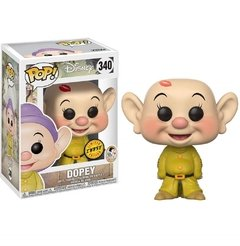 Dunga - Dopey - Pop! - Disney - Snow White - 340 - Funko - CHASE