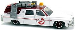 ECTO-1 - Carrinho - Hot Wheels - Ghostbusters - Real Riders