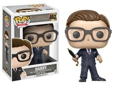Harry - Pop! Movies - Kingsman The Secret Service - 462 - Funko