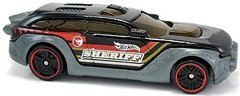 HW Pursuit - Carrinho - Hot Wheels - Tresure Hunt - RESCUE - 2015 - 1/10 - 9J4GT