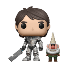Jim with Gnome - Pop ! Television - TrollHunters - 466 - Funko - comprar online