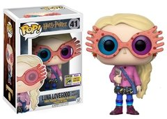 Luna Lovegood (with Glasses) - Pop! - Harry Potter - 41 - Funko - SDCC 2017 Exclusive