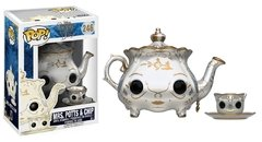 Mrs Potts & Chip - Pop! - Disney - Beauty and the Beast - 246 - Funko