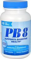 PB8 Digestive Health - Nutrition Now - 120 cápsulas