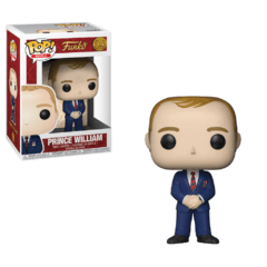Principe Willian - Pop! Royals - 04 - Funko