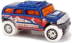 Rockster - Carrinho - Hot Wheels - TRESURE HUNT - SPORTS - 9/10 - 2017 - OU01V