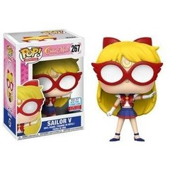 Sailor V - Pop! Animation - Sailor Moon - 267 - Funko - NYCC 2017 Exclusive