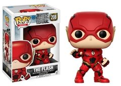 The Flash - Pop! Heroes - Justice League - 208 - Funko