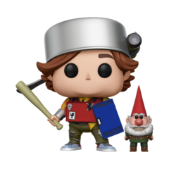 Toby Armored with Gnome - Pop ! Television - TrollHunters - 473 - Funko