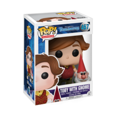 Toby with Gnome - Pop ! Television - TrollHunters - 467 - Funko - comprar online