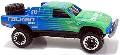 Toyota Off-Road Truck - Carrinho - Hot Wheels - HW SPEED GRAPHICS