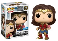 Wonder Woman and Motherbox - Pop! Heroes - Justice League - 211 - Funko