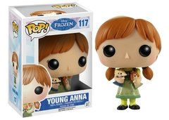 Young Anna - Pop! - Disney - Frozen - 117 - Funko - VAULTED