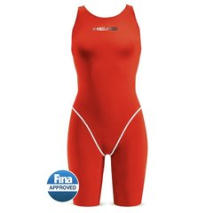 HEAD WOMAN LIQUIDFIRE POWER RED