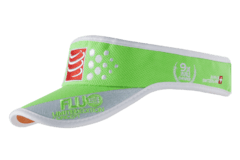 COMPRESSPORT VISOR CAP GREEN - comprar online
