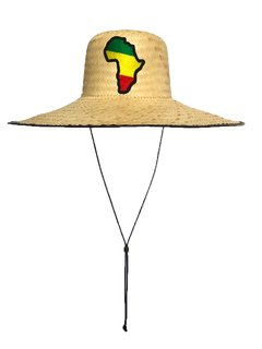 CHAPÉU DO REGGAE AFRICA