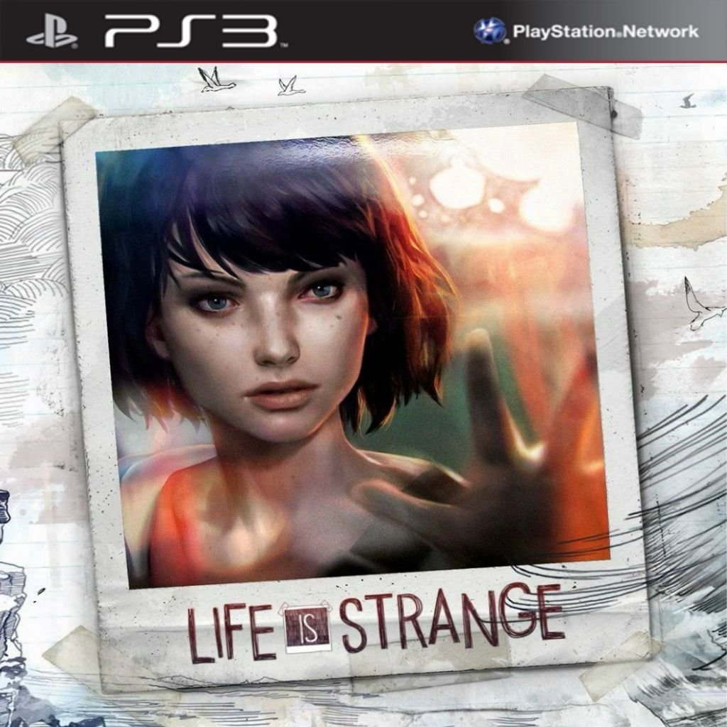 Life Is Strange Complete Edition Ps3 Digital