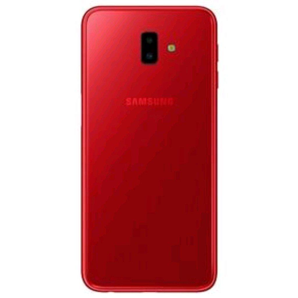 e12d5eb33c Smartphone Samsung Galaxy J6 Plus Vermelho 32GB 3GB RAM Tela infinita de 6  Dual Câmera 13MP 5MP