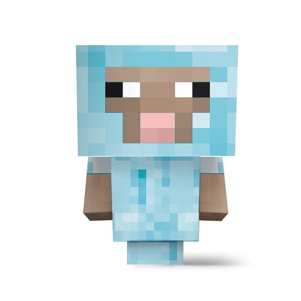 Dyed Sheep- Minecraft