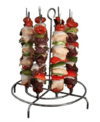 BROCHETTERA de acero Inoxidable.