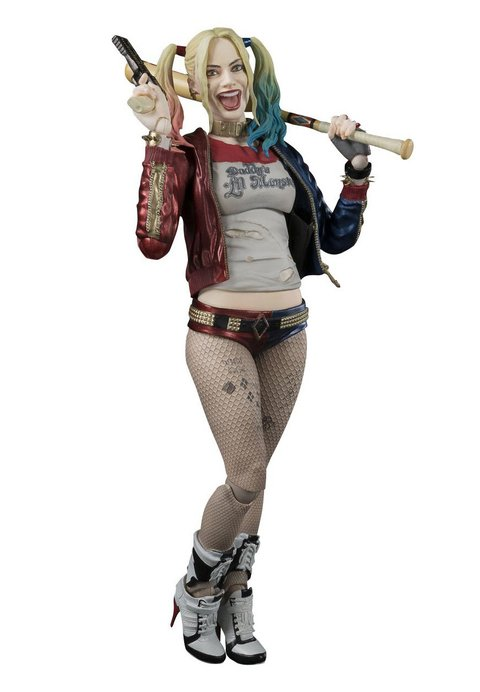 Harley Quinn - Suicide Squad - Bandai S.H. Figuarts