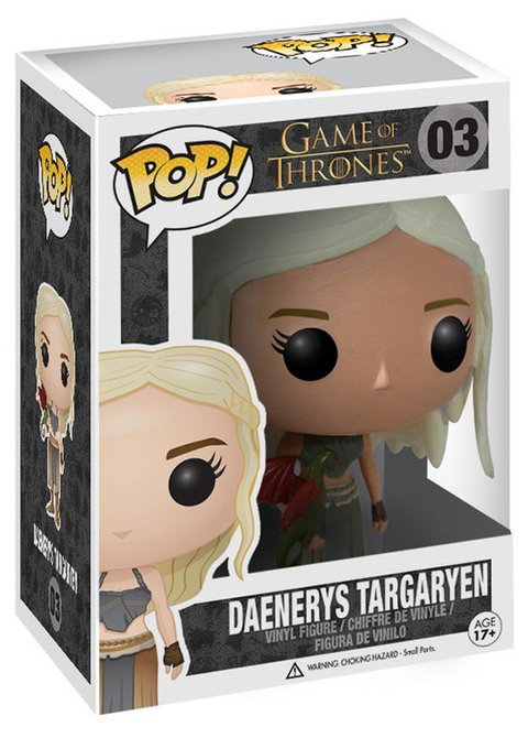 Funko Pop! Game Of Thrones - Daenerys Targaryen - comprar online