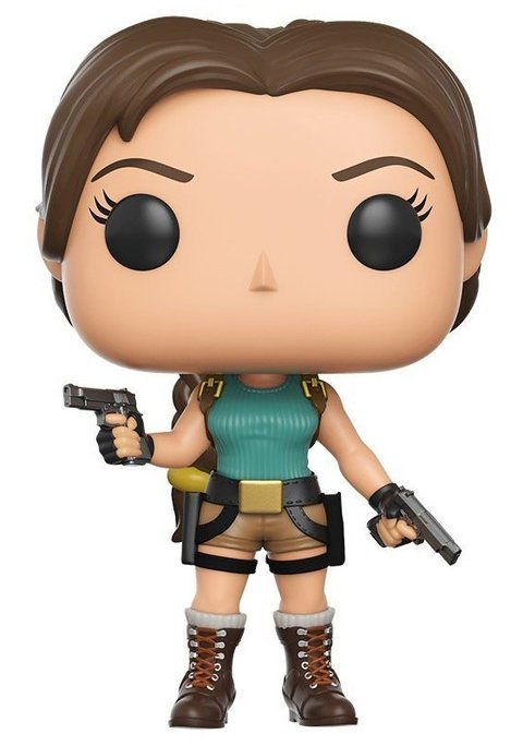 Funko Pop! Tomb Raider - Lara Croft