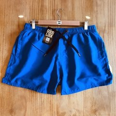 Short Beach azul