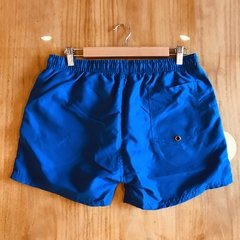 Short Beach azul en internet