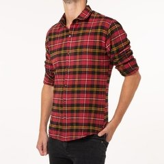 Camisa Scottish Roja - comprar online