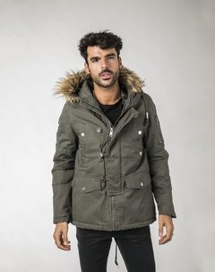 Campera Noruega Verde - Good Look