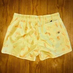 Short Print amarillo en internet