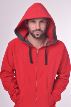 """Point"" - Campera Impermeable"