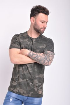 Remera Camo - Good Look