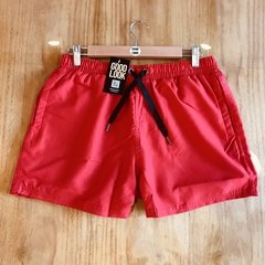 Short Beach rojo
