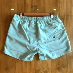 Short Beach celeste aqua en internet