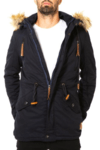 Parka Summit Navy
