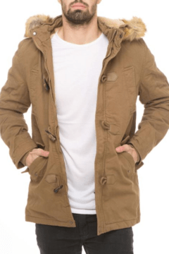 Parka Heavenly Camel