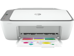 Impresora a color multifunción HP Deskjet Ink Advantage 2775 con wifi 200V - 240V blanca