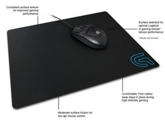 Pad Mouse Gamer G240 Control Speed Gaming Mousepad Alfombra