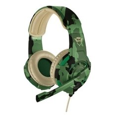 Auricular Trust Gxt 310 Radius Gaming Headset Camo Pc Ps4 Xbox