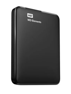 Disco Hd Externo Wd Elements 2tb Usb 3.0