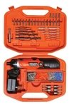 Kit Atornillador 3.6v Black Decker Bd7260