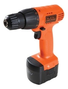 Taladro Atornillador 12v Black Decker Cd121k